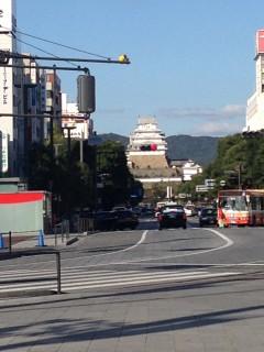 平成の大修理を終えた「姫路城」